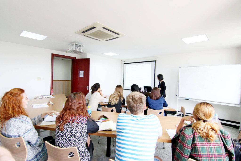 Языковые курсы или бакалавриат в Циндао